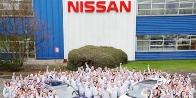 """""""نيسان"""" توقف تصنيع السيارات في ساندرلاند ببريطانيا"""