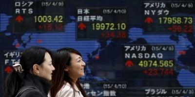 الأسهم اليابانية تتحدى «كورونا» وتسجل ارتفاعًا