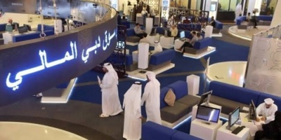 """تباين أداء بورصات الخليج.. و""""دبي"""" ترتفع 1%"""