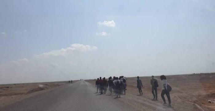حملة أمنية لمنع تدفق المهاجرين غير القانونيين عبر البحر الأحمر