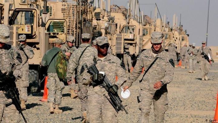 البنتاغون: مستمرون في بحث الرد على الهجمات على قواتنا بالعراق