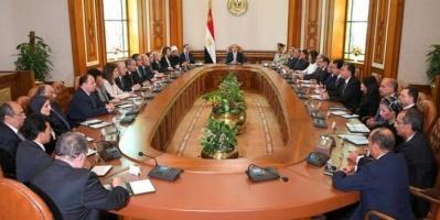 وزراء الحكومة المصرية يخضعون لفحص كورونا