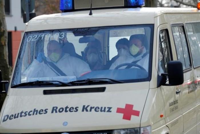 خلال يوم واحد.. ألمانيا تسجل نحو 2801 إصابة بكورونا