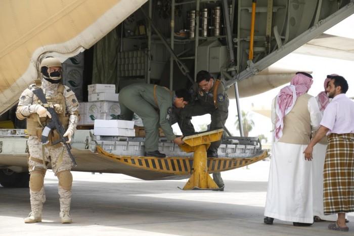 إنسانية السعودية والإمارات.. إغاثات تقهر آثار الحرب الحوثية