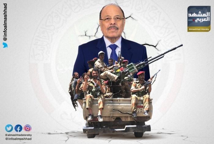 تعزيزات عسكرية لمليشيات الإخوان تصل إلى شقرة