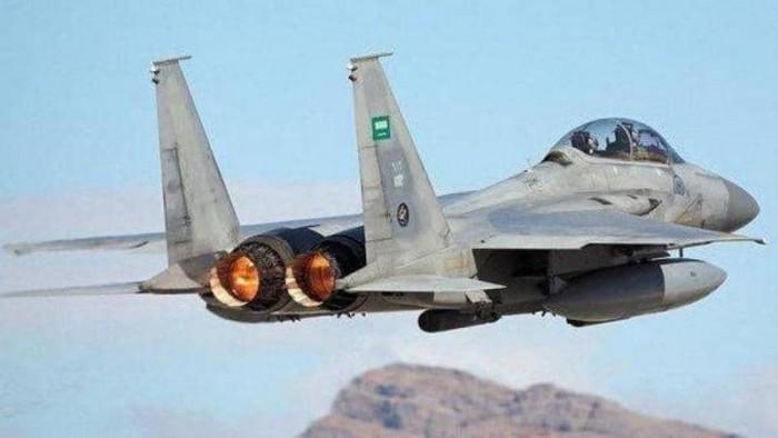 مقاتلات التحالف العربي تضرب تمركزات حوثية في الجوف
