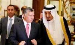مباحثات بين الملك سلمان والعاهل الأردني بشأن التعاون في مكافحة كورونا