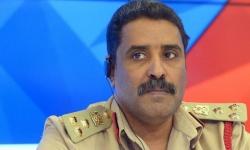 المسماري يخضع للحجر الصحي ويوجه رسالة إلى الشعب الليبي