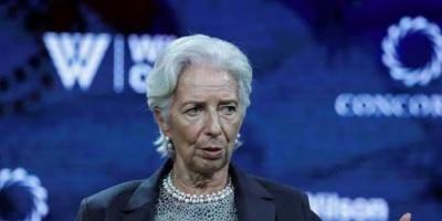 """""""المركزي الأوروبي"""" يتوقع انكماشا اقتصاديا كبيرا في منطقة اليورو"""