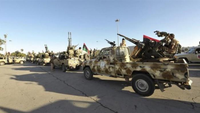 لتنفيذ حظر التجوال.. الجيش الليبي ينشر قواته في المدن