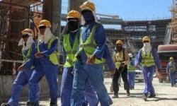 عاجل..إصابة عاملين بمشروعات كأس العالم في قطر بكورونا