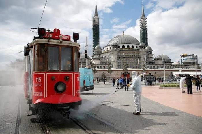 بعد 9 حالات جديدة.. ارتفاع عدد مصابي كورونا في تركيا إلى 670