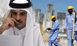 العفو الدولية: النظام القطري يعرض آلاف العمال لخطر الأصابة بفيروس كورونا