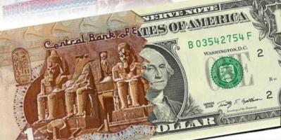 الدولار يستقر عند 15.69جنيه في مصر