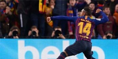 مالكوم: لا يمكن استبعاد تتويج برشلونة بدوري الأبطال