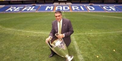 وفاة رئيس ريال مدريد السابق بفيروس كورونا