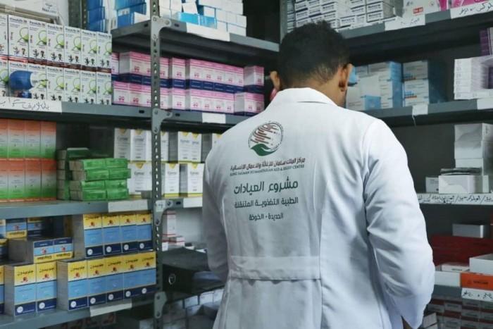 علاج 10 آلاف مريض في عيادات سعودية بالخوخة