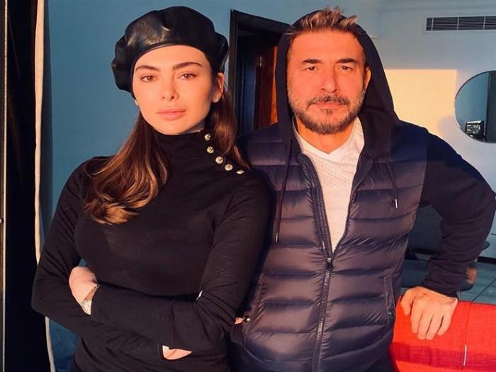 """ستيفاني صليبا تعلن توقف مسلسل """"الساحر"""" بسبب كورونا"""
