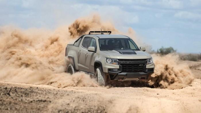 """شيفروليه تكشف عن سعر نسخة 2021 من شاحنة """"كولورادو"""""""