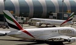 تعليق رحلات الطيران في مطارات أبوظبي ودبي لمدة أسبوعين