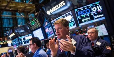 مؤشرات البورصة الأمريكية تصعد 5%