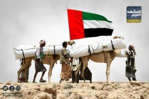 في لفتة فريدة.. الإمارات تستخدم الجمال لإغاثة المناطق الوعرة (إنفوجراف)