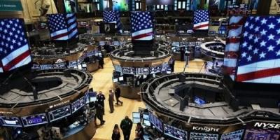 ارتفاع بورصة وول ستريت بفضل حزمة التحفيز الأمريكية