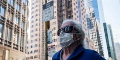 ارتفاع حالات الإصابة بكورونا في أمريكا لأكثر من 60 آلف