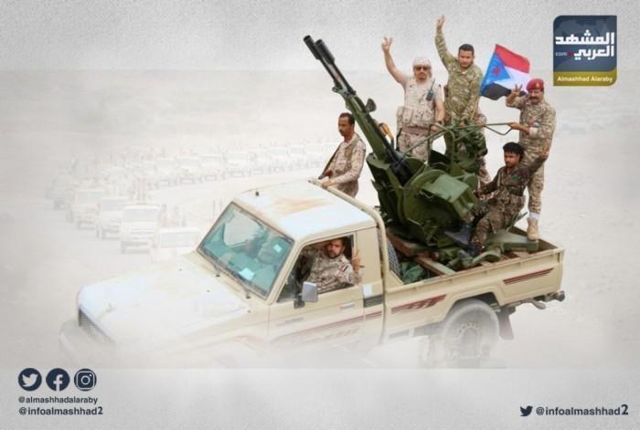 """عمليات الجنوب النوعية.. """"أسود الميدان"""" يلتهمون العدو الحوثي"""