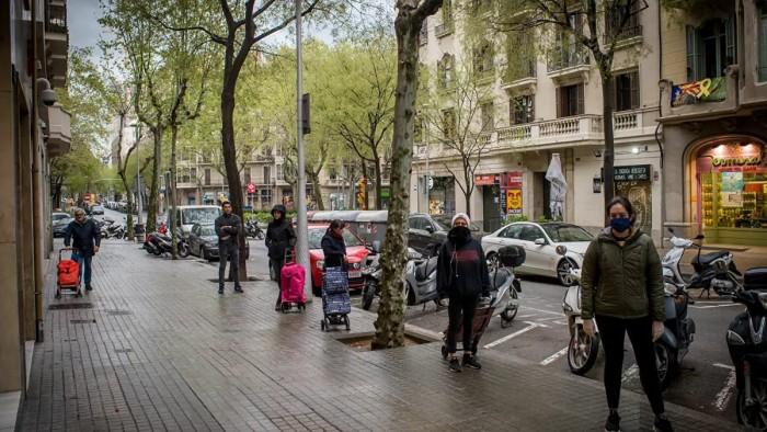 إسبانيا.. ارتفاع حصيلة الوفيات بكورونا إلى 4089 خلال 24 ساعة