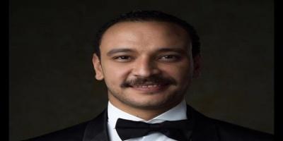 """أحمد خالد صالح ينشر أول صورة له من كواليس مسلسل """"الفتوة"""""""