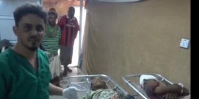 ألغام الحوثي تقتل طفلين شقيقين في الدريهمي