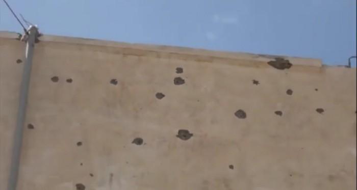 يخدم 60% من السكان.. الحوثيون يقصفون خزان مياه التحيتا (فيديو)