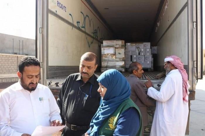 تجهيزات طبية سعودية لوحدات مأرب الصحية