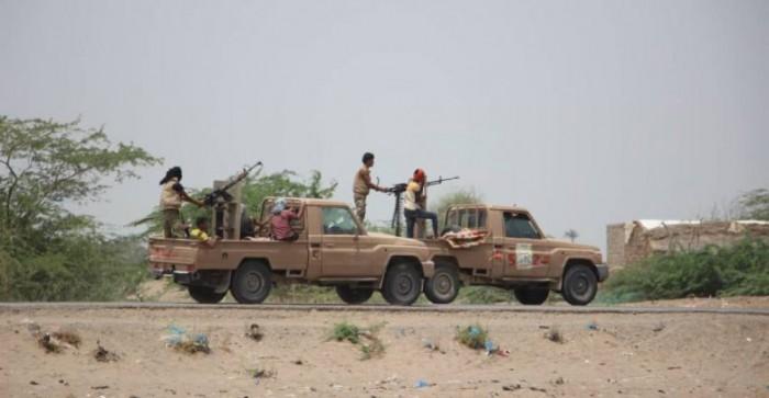 الخسائر تدفع مليشيا الحوثي للتراجع في الدريهمي
