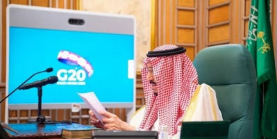 """بعد التكاتف العربي والدولي لكبح عدو البشرية.. """"مجموعة العشرين"""" تتصدر تويتر"""