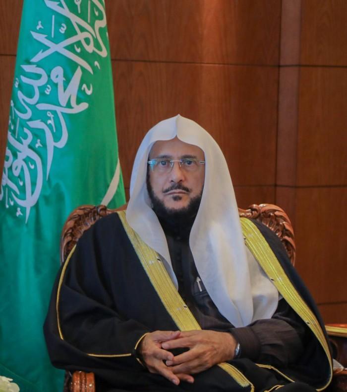 وزير الشؤون الإسلامية السعودي: خادم الحرمين وحد الجهود للتصدي لوباء كورونا
