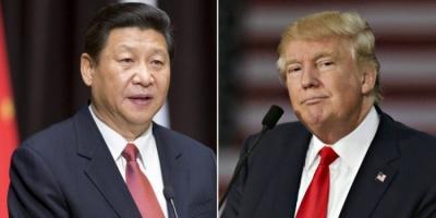 اليوم.. اتصال هاتفي يجمع ترامب ونظيره الصيني