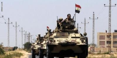 الأمن المصري يقتل 3 عناصر من تنظيم داعش في سيناء