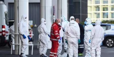 عاجل.. إيطاليا تُعلن 1000 وفاة جديدة بفيروس كورونا خلال 24 ساعة