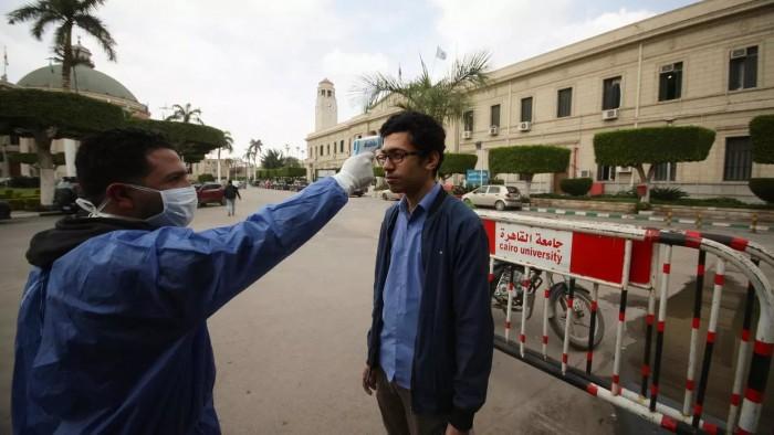 مصر تُعلن عن 41 إصابة جديدة بكورونا ووفاة 6 أشخاص