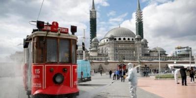 تركيا تُسجل 17 وفاة و2069 إصابة جديدة بكورونا خلال يوم واحد