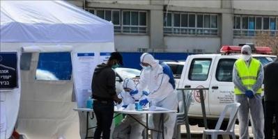 إسرائيل تسجل 425 إصابة جديدة بفيروس كورونا