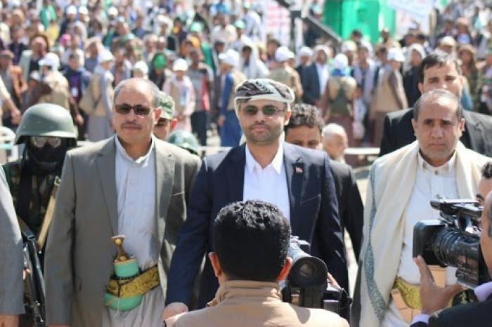 إلغاء تظاهرات 26 مارس يكشف فضائح الفساد الحوثي