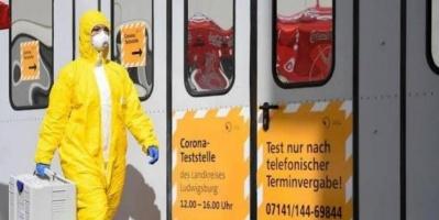 ألمانيا تعلن ارتفاع عدد الوفيات إلى 325 والإصابات تقترب من 50 ألف