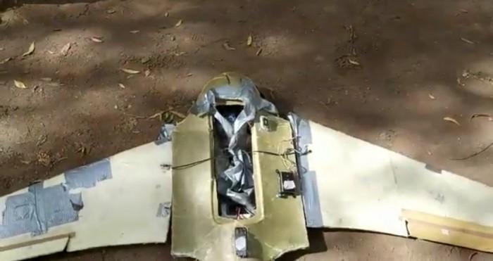 إسقاط طائرة مسيرة حوثية في الدريهمي (فيديو)