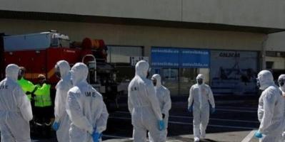 عاجل.. إسبانيا تعلن وفاة 832 مصابا بكورونا خلال 24 ساعة  