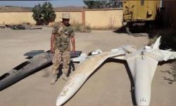 الجيش الوطني الليبي يسقط طائرتين تركيتين مسيرتين
