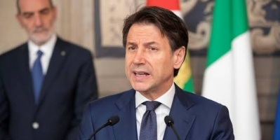 رئيس وزراء إيطاليا: كورونا قد يطيح بالاتحاد الأوروبي