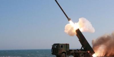 بعيدًا عن كورونا.. كوريا الشمالية تجري تجربة صاروخية